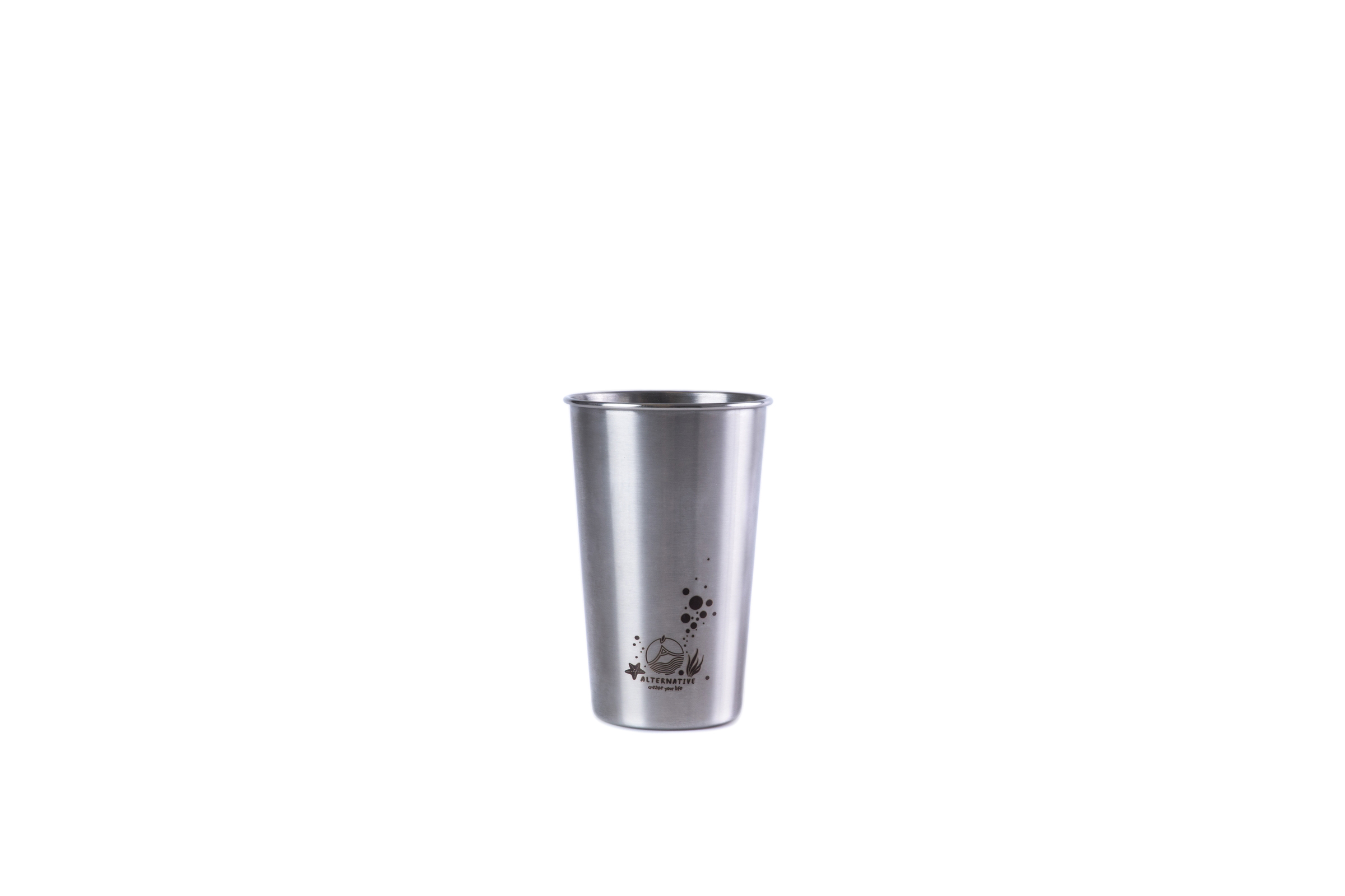 eco stainless steel cup