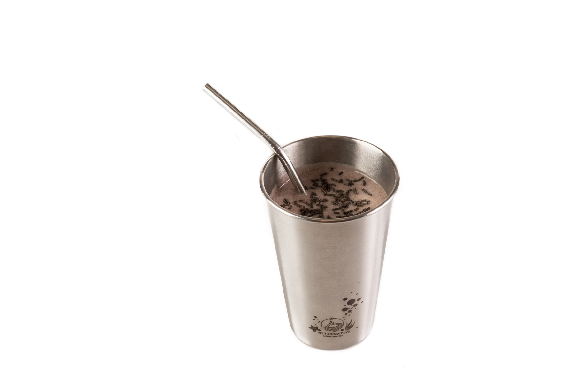 eco cup & eco straw